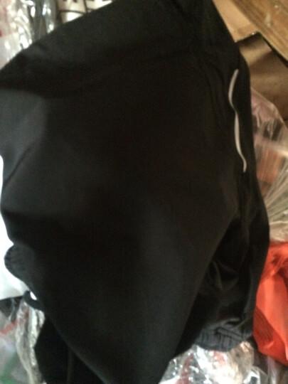 李宁官方男子运动短裤跑步系列速干运动裤AKSM229 男装 深公主蓝 L 晒单图