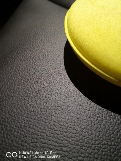 龟牌(Turtle Wax)金龟真皮滋润霜清洁剂套装内饰皮革蜡真皮汽车蜡真皮座椅皮革护理剂表板蜡汽车TC-363 晒单图