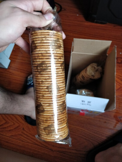 川岛 酥性饼干 饼干蛋糕 早餐零食糕点 椰奶酥饼干50g 晒单图