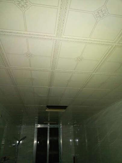美菱塞纳春天 集成吊顶 铝扣板 厨房卫生间吊顶实惠全包套餐 内含浴霸 自由搭配 5平方厨房超值 晒单图