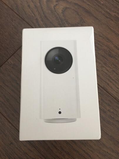 华来大方智能摄像机1080P云台版 无线wifi网络家用高清监控摄像头 红外夜视 智能家居 晒单图