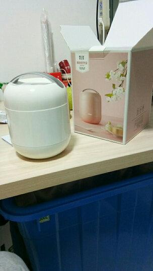 物生物(RELEA) 微烹宝 焖烧杯罐闷烧壶保温提桶便携饭盒便当盒保温桶汤桶 牛奶白 晒单图