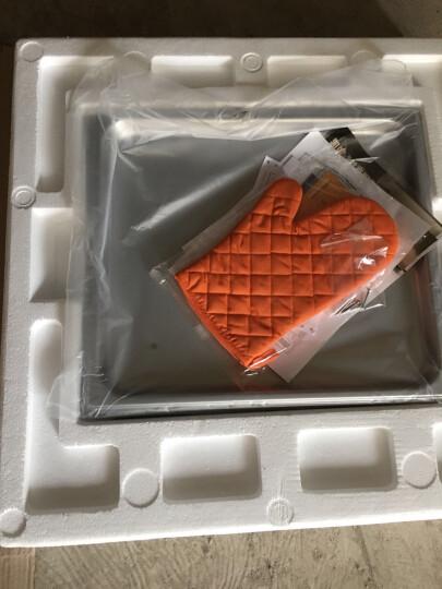 凯度(CASDON) 蒸箱嵌入式烤箱家用电蒸炉多功能大容量蒸烤箱二合一蒸烤一体机蒸汽 全新升级FF 晒单图