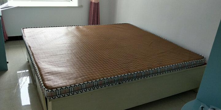 JMDA(质保5年)天然椰棕床垫硬棕垫薄单人榻榻米棕榈席梦思乳胶软单双人床垫子1.2米1.5米定制 3E椰梦维总厚度8厘米(防螨,质保5年,凉席款) 1.8米*2米 晒单图