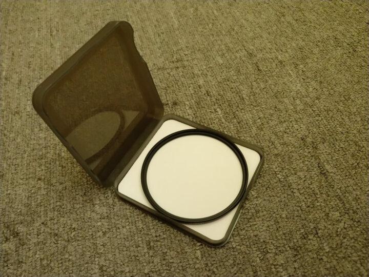 C&C uv镜82mm 滤镜 EX MRC UV 单反相机保护镜 超薄多层镀膜UV滤镜 无暗角 晒单图