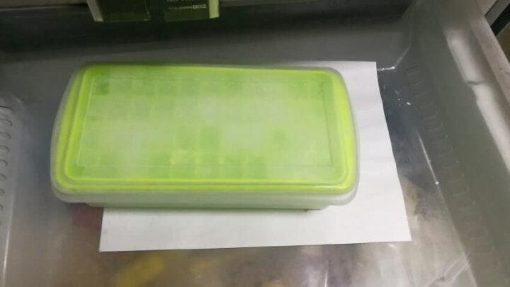尚烤佳 冰格 冰盒 制冰器 冰块盒 冰箱制冰盒 含冰铲储冰盒44格 晒单图