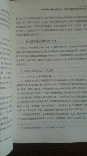 二次开放 : 全球化十字路口的中国选择 晒单图