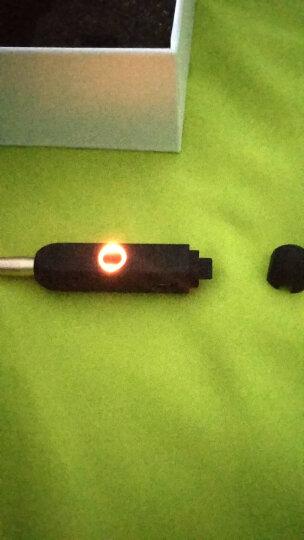 击音/iGene 听键A1 蓝牙音频接收器 转换器 有线耳机转无线蓝牙耳机 3.5mm耳机插头通用版 蓝色 晒单图