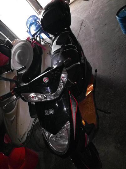 凤燕电动车 迅鹰电动自行车 电瓶车 电摩60v72v 踏板车 助力车 摩托车  自行车 裸车不含电池和充电器72V车架 晒单图