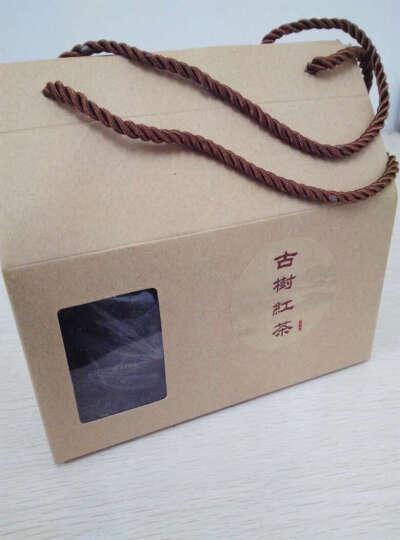 梓瑞 百年老树红茶 滇红茶 散茶 盒装 250克/盒 2017年凤庆大树茶发酵红茶也散茶 包邮 晒单图