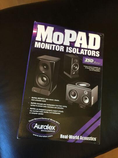 傲世(Auralex)MOPAD36 音响 音箱 配件 声学材料 美国原产 音质提升 隔离震动 环保保证 晒单图
