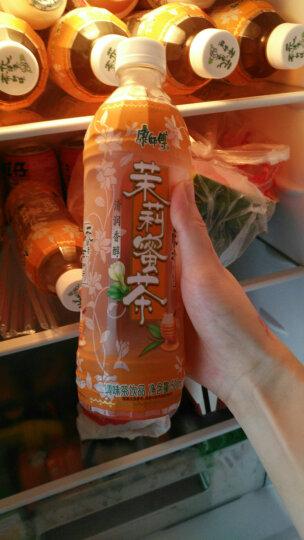 康师傅 茉莉蜜茶 茶饮料500ml*15瓶 整箱装(新老包装自然发货) 晒单图