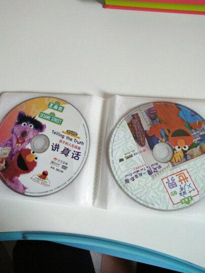 美国早教:芝麻街快乐成长版1~8岁 套装(22DVD)(京东专卖) 晒单图