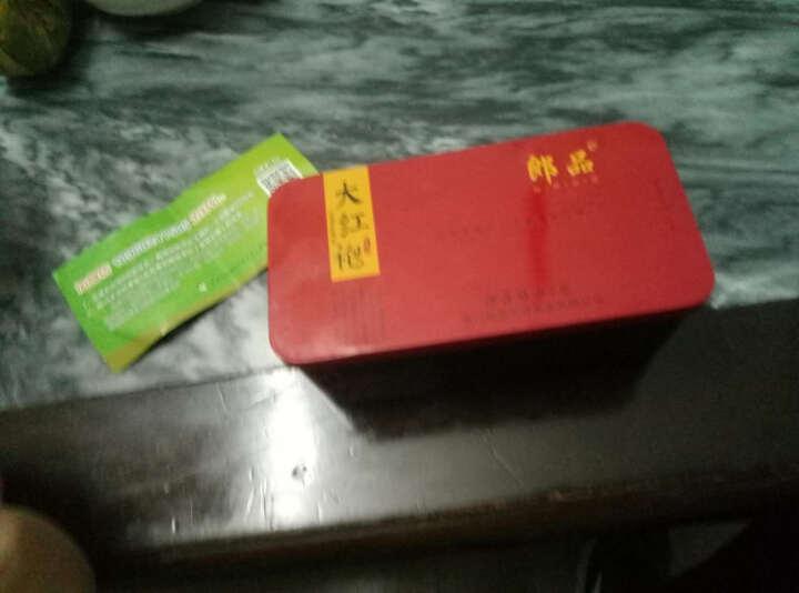 新茶 不要礼盒送12包 郎品 大红袍 茶叶 礼盒 大红袍 6盒共378克  晒单图