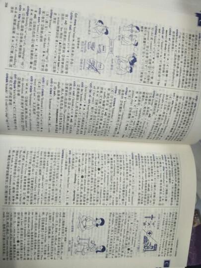 学生实用英汉汉英大词典(第3版) 晒单图