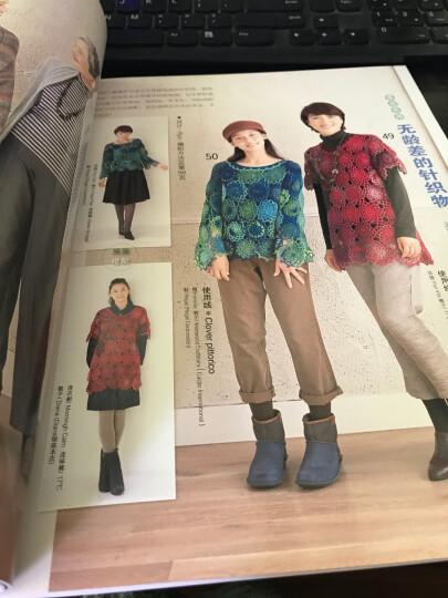 手编大好!4:色彩缤纷的段染线毛衣 晒单图