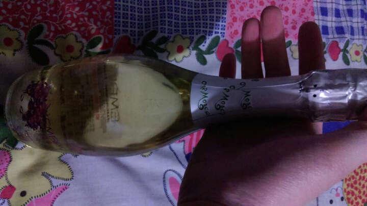 海外直采 西班牙爱如蝶之语 甜桃红起泡酒/气泡酒 Moscato 750ml 原瓶进口 晒单图