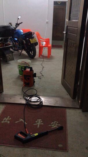 亿力YILI 家用洗车机 高压清洗机 洗车神器水泵水枪水管喷头 220V小型家用汽车用品摩托车 晒单图