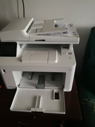 惠普(HP)M227fdw四合一无线黑白激光一体机QQ无线物联(打印、复印、扫描、传真、自动双面打印) 晒单图