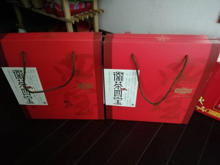乐品乐茶 茶叶 绿茶红茶 特级安徽黄山毛峰太平猴魁祁门红茶六安瓜片 茶叶礼盒装 晒单图