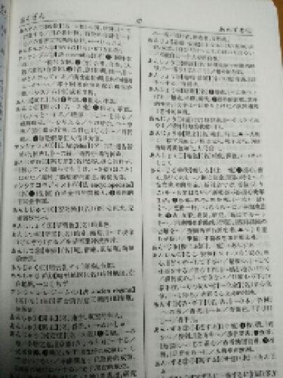 新日汉辞典(增订版) 晒单图