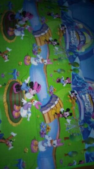 Disney迪士尼爬行垫宝宝双面加厚婴儿爬爬垫 维尼多彩世界+米奇爱运动 200*200*0.6cm 晒单图