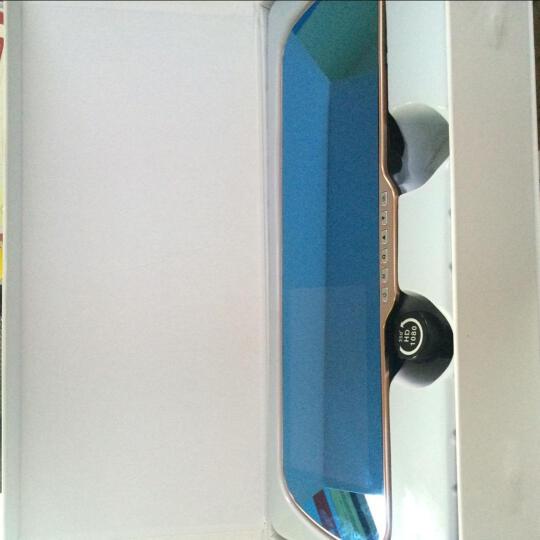 车玛仕(CHEMAS) 行车记录仪大屏前后双录高清大广角记录仪 4.3英寸双镜头+32G卡 官方标配 晒单图