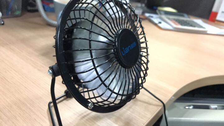 联创(Lianc)小风扇/USB风扇/学生办公静音台式迷你电风扇DF-EF04010 晒单图