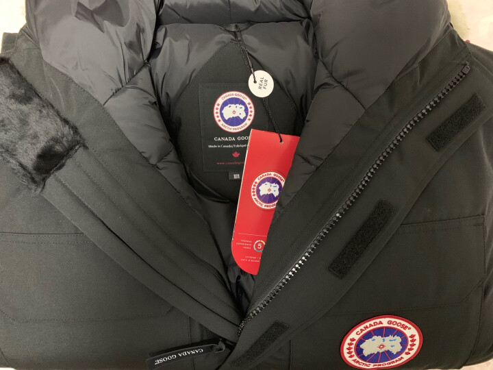 Canada Goose 加拿大鹅羽绒大衣男士远征版Expedition系列羽绒服5级保暖 蓝色PBI L 晒单图