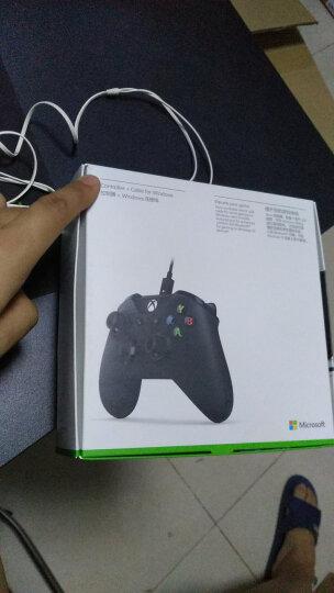 微软(Microsoft)Xbox One S游戏手柄电脑pc蓝牙steam精英2k20手柄怪物猎人 Xbox蓝牙手柄+PC原装连接线 晒单图