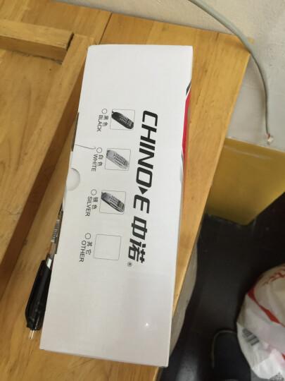 中诺(CHINO-E) C259 小挂机防雷防电磁家用电话机座机电话办公固定电话机来电显示有线坐机固话机 白色 晒单图