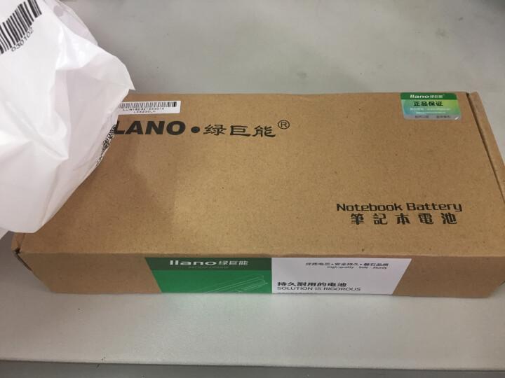 绿巨能(llano)联想笔记本电池X230i专用电池 0A36306 42T4861 42Y4864笔记本电脑 6芯 晒单图