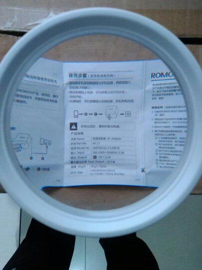 MIXOUT米欧特放大镜10倍50mm手持阅读鉴赏放大镜片带灯高清便携式MX-Y50 晒单图