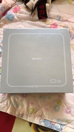 微鲸(WHALEY)F1 投影仪 投影机家用(高清 1200流明 语音操控 手机/微型投影) 晒单图