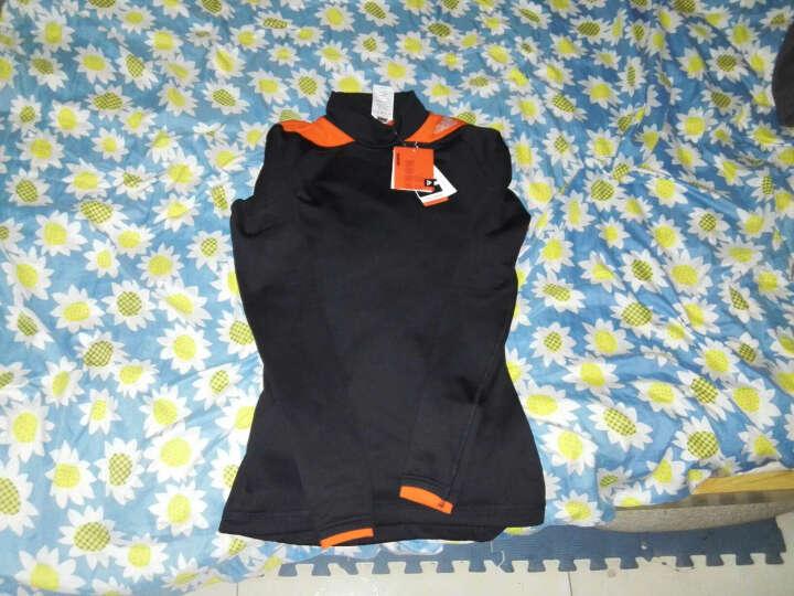 阿迪达斯紧身衣男运动高弹衣上衣篮球跑步训练服透气健身长袖CF7267 AJ5016 L 晒单图