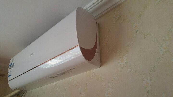 海尔(Haier)移动空调家用单冷大1匹/1.5匹可移动一体机免安装独立式除湿厨房空调柜机 KYR-36/A(冷暖一体机)大1.5匹 晒单图