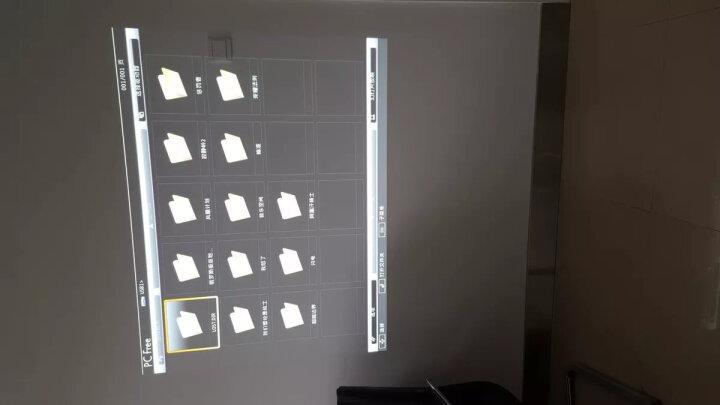 爱普生(EPSON) 商务工程投影仪 高清办公投影机 CB-2265U(5500流明 超高清) 官方标配(送上门安装) 晒单图