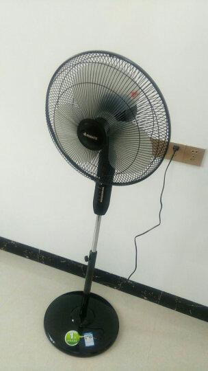 艾美特(Airmate)电风扇 落地扇 遥控静音 三档风速 FSW52R 晒单图