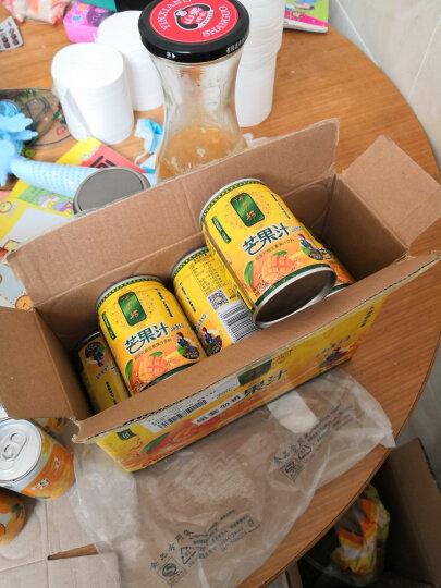 滇园 佤连邦 浓缩果汁 酸角汁 芒果汁 238ml*12罐整箱装云南 特色饮品 芒果汁 晒单图