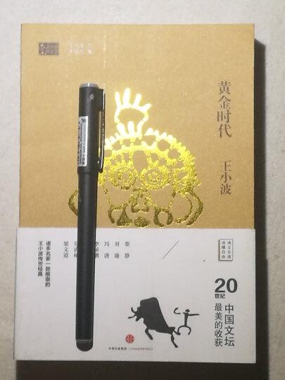 王小波作品集 我的精神家园 晒单图