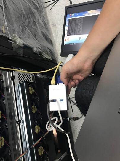 绿联USB3.0转VGA转换器外置显卡扩展2口HUB分线器USB转RJ45网线接口千兆网卡 晒单图