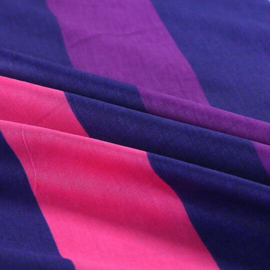 越发家纺四件套纯棉全棉活性印花床单被套被罩单人双人床品套件三件套4件套 涂鸦日记 1.8米床被套1.8*2.2床单2.3*2.5 晒单图
