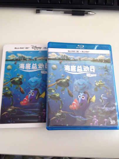 海底总动员(3D+2D 蓝光碟 2BD) 晒单图