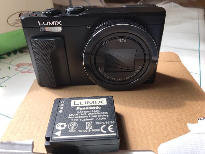 松下(Panasonic)Lumix DMC-ZS60 数码相机 银色 晒单图