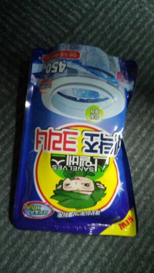 山精灵(Sandokkaebi)韩国原装进口家电洗衣机槽清洁粉  清洁剂450g 晒单图