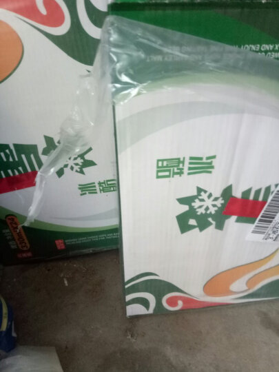 雪花啤酒(Snowbeer)冰酷 330ml*24听 整箱装 晒单图