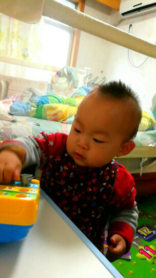 伟易达(Vtech)儿童玩具互动学习工具箱男孩女孩早教音乐女孩玩具2-5岁益智玩具 晒单图