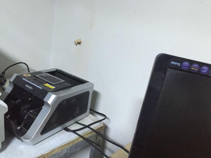 得力(deli)3913 翻转屏智能点钞机 银行专用验钞机 USB升级 晒单图