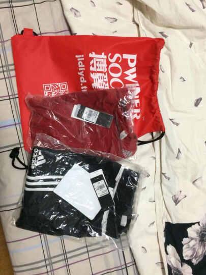 新款Adidas/阿迪达斯男款长袖紧身衣 足球篮球骑行健身速干排汗 运动T恤 AJ5016 黑色 (新款) M(175/96A) 晒单图