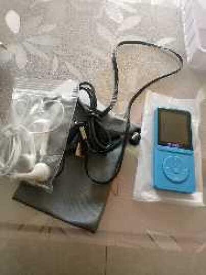 锐族(RUIZU)X20 8G 蓝色 外放线控运动MP3/MP4音乐播放器迷你学生随身听便携式电子书英语听力插卡 晒单图